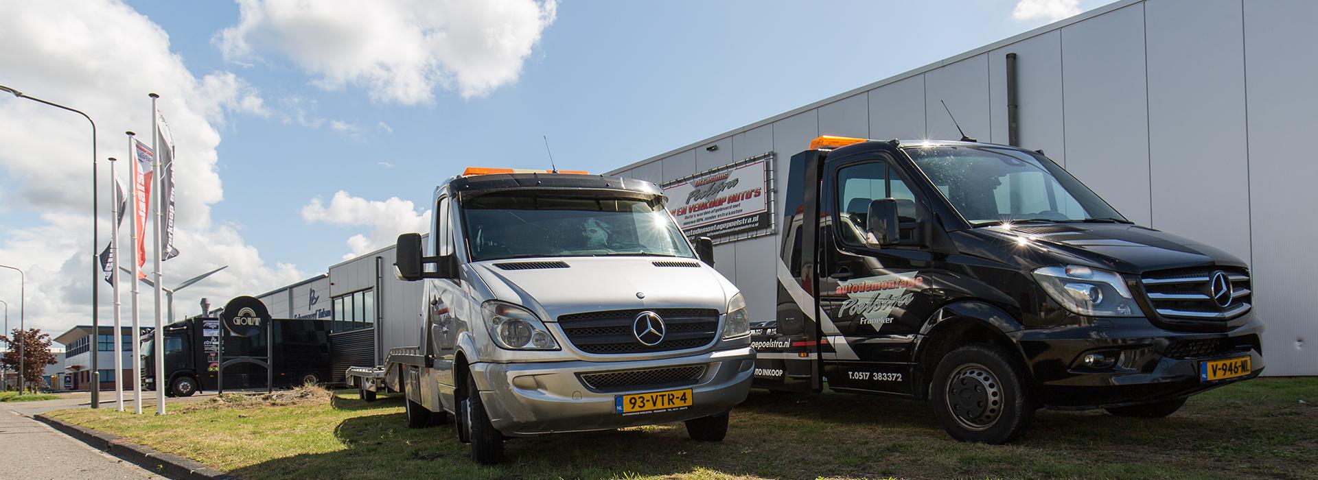 Auto Ophaalservie Friesland