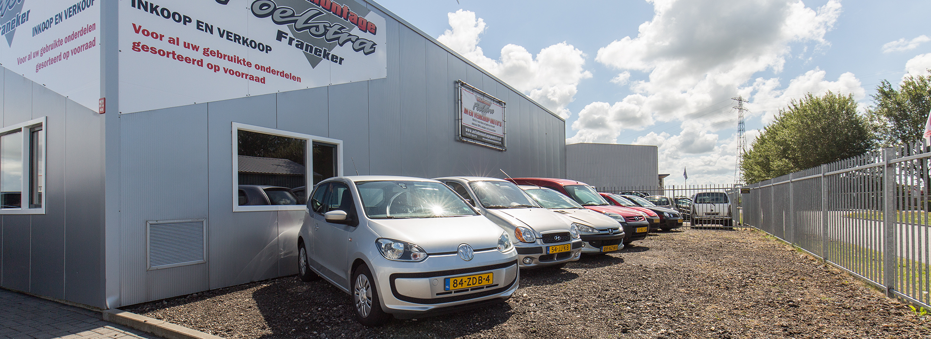 Auto inkoop Friesland